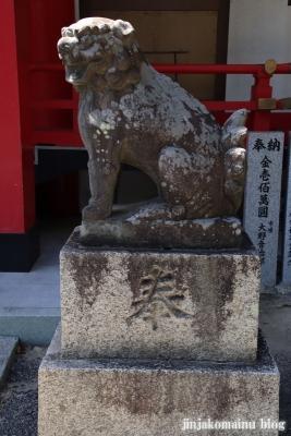 春日神社(東大阪市吉田)25