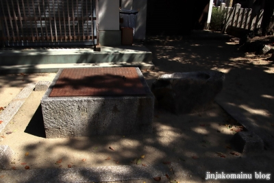 池島神社(東大阪市池島町)4