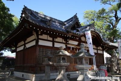 池島神社(東大阪市池島町)6