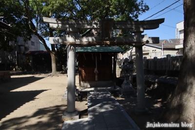 池島神社(東大阪市池島町)10