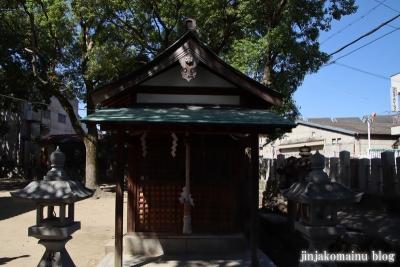 池島神社(東大阪市池島町)11