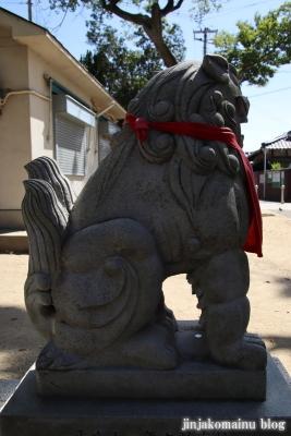 池島神社(東大阪市池島町)15