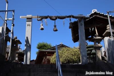 大賀世神社(東大阪市横小路町)6