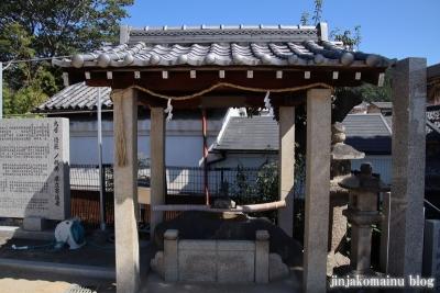 大賀世神社(東大阪市横小路町)7