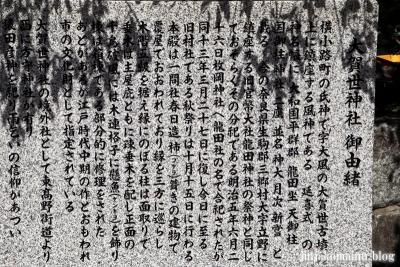 大賀世神社(東大阪市横小路町)8