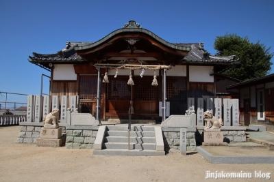 大賀世神社(東大阪市横小路町)9