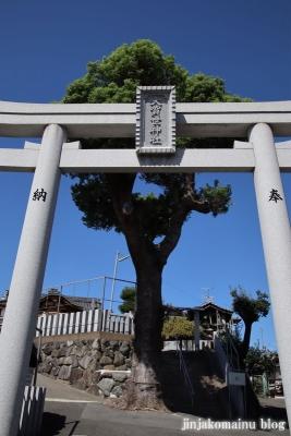 大賀世神社(東大阪市横小路町)3