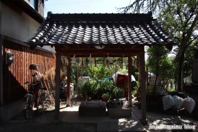 梶無神社 (東大阪市六万寺町)5