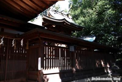 梶無神社 (東大阪市六万寺町)8