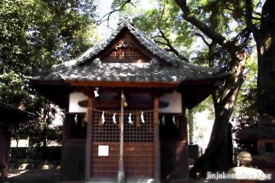 梶無神社 (東大阪市六万寺町)9