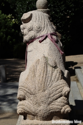 梶無神社 (東大阪市六万寺町)13