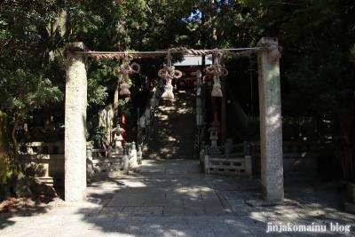 牧岡神社(東大阪市出雲井町)6