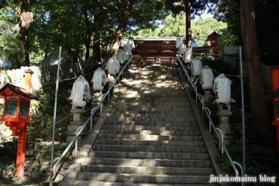 牧岡神社(東大阪市出雲井町)10
