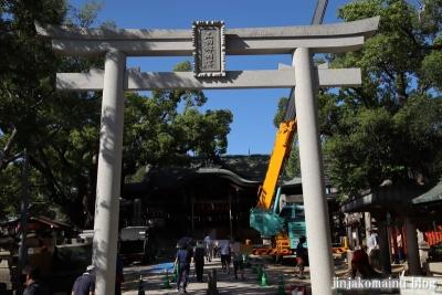石切劔箭神社(東大阪市東石切町)8