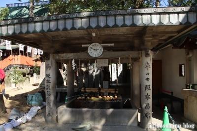 石切劔箭神社(東大阪市東石切町)11