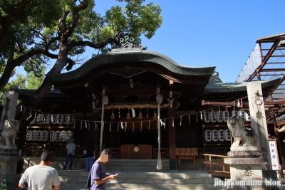 石切劔箭神社(東大阪市東石切町)12