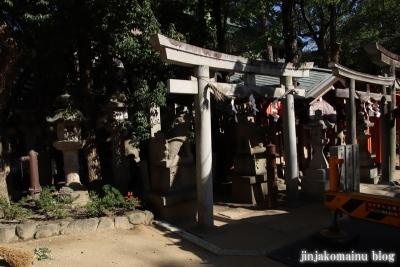 石切劔箭神社(東大阪市東石切町)37
