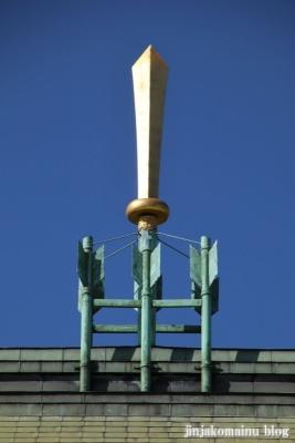 石切劔箭神社(東大阪市東石切町)4