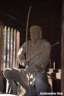 石切劔箭神社(東大阪市東石切町)7