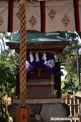 石切劔箭神社(東大阪市東石切町)26