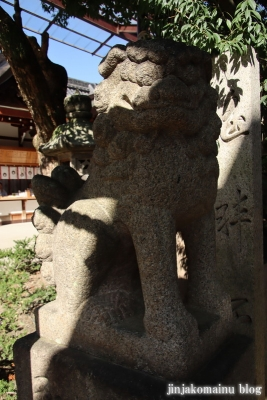 石切劔箭神社(東大阪市東石切町)39