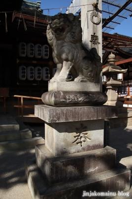 石切劔箭神社(東大阪市東石切町)13