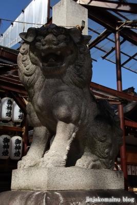 石切劔箭神社(東大阪市東石切町)14