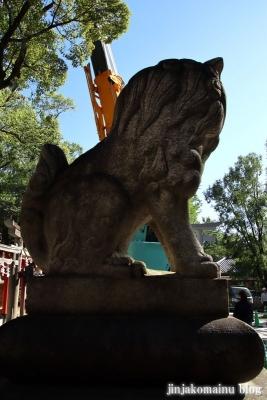 石切劔箭神社(東大阪市東石切町)15