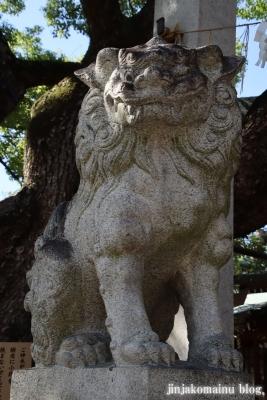 石切劔箭神社(東大阪市東石切町)18