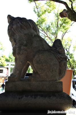 石切劔箭神社(東大阪市東石切町)19