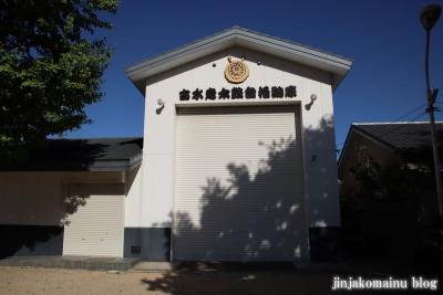 大津神社(東大阪市水走)7