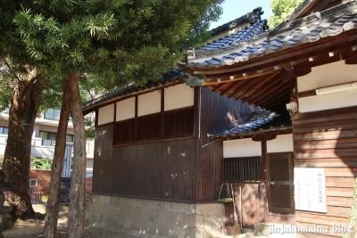 大津神社(東大阪市水走)12