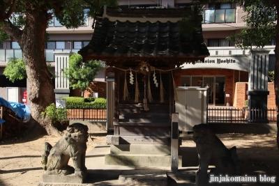 大津神社(東大阪市水走)13