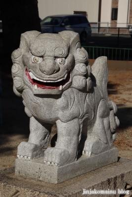 大津神社(東大阪市水走)9