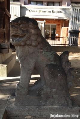大津神社(東大阪市水走)14