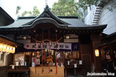 少彦名神社(大阪市中央区道修町)8