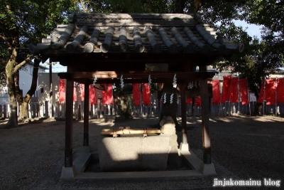 志紀長吉神社(大阪市平野区長吉長原)8