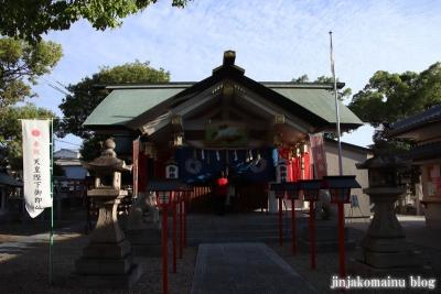 志紀長吉神社(大阪市平野区長吉長原)9