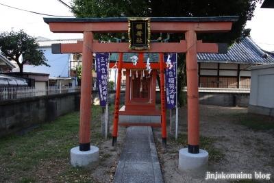 志紀長吉神社(大阪市平野区長吉長原)12