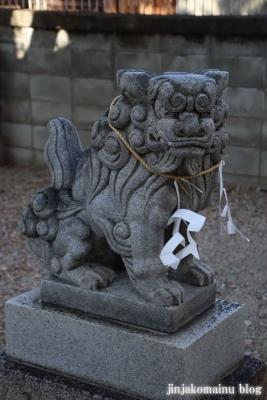 志紀長吉神社(大阪市平野区長吉長原)15