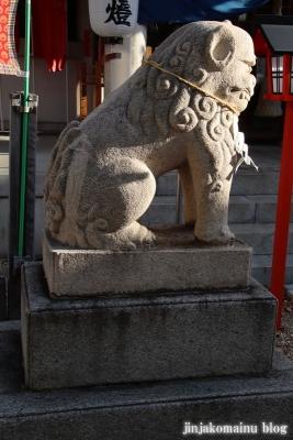志紀長吉神社(大阪市平野区長吉長原)24