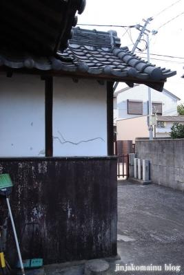 小松神社(大阪市平野区瓜破東)6