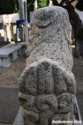 小松神社(大阪市平野区瓜破東)12