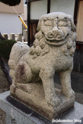 小松神社(大阪市平野区瓜破東)14