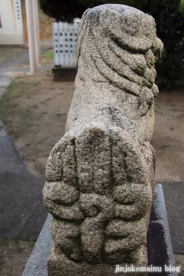 小松神社(大阪市平野区瓜破東)16