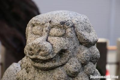 小松神社(大阪市平野区瓜破東)18