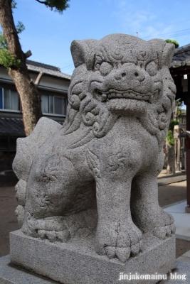 西瓜破天神社(大阪市平野区瓜破)13
