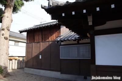 西瓜破天神社(大阪市平野区瓜破)7