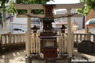 素盞嗚尊神社(大阪市東住吉区鷹合)6