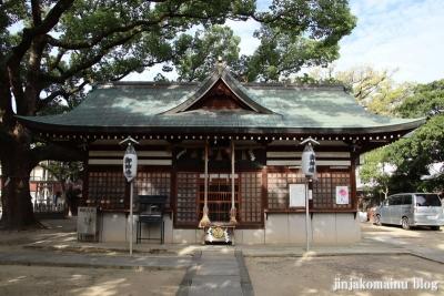 素盞嗚尊神社(大阪市東住吉区鷹合)9